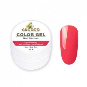 Gel Color Gdcoco RD 5ml