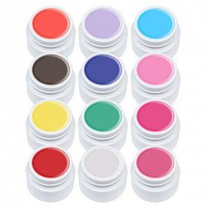 Set 12 Geluri Color Pure Gdcoco