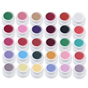 Set 30 Geluri Color Pure Gdcoco