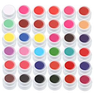 Set 36 Geluri Color Pure Gdcoco