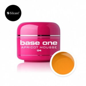 Gel Color Base One Apricot Mousse 5ml