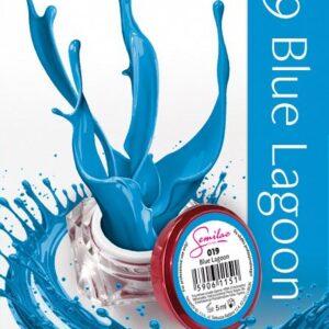 Gel Color Semilac 5ml -19